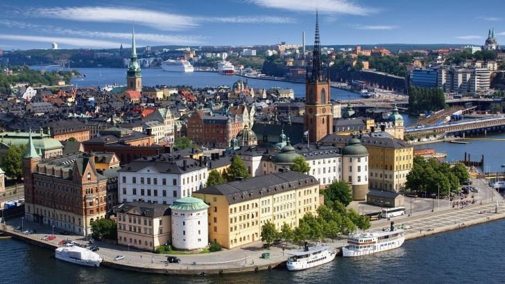 Vận chuyển hàng đi Thụy Điển từ TP HCM