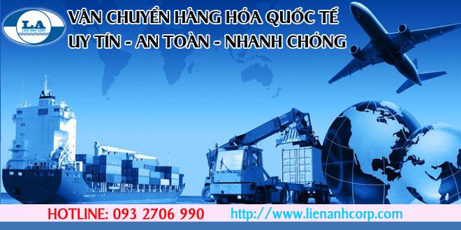 Dịch vụ khai báo hải quan hàng xuất nhập khẩu